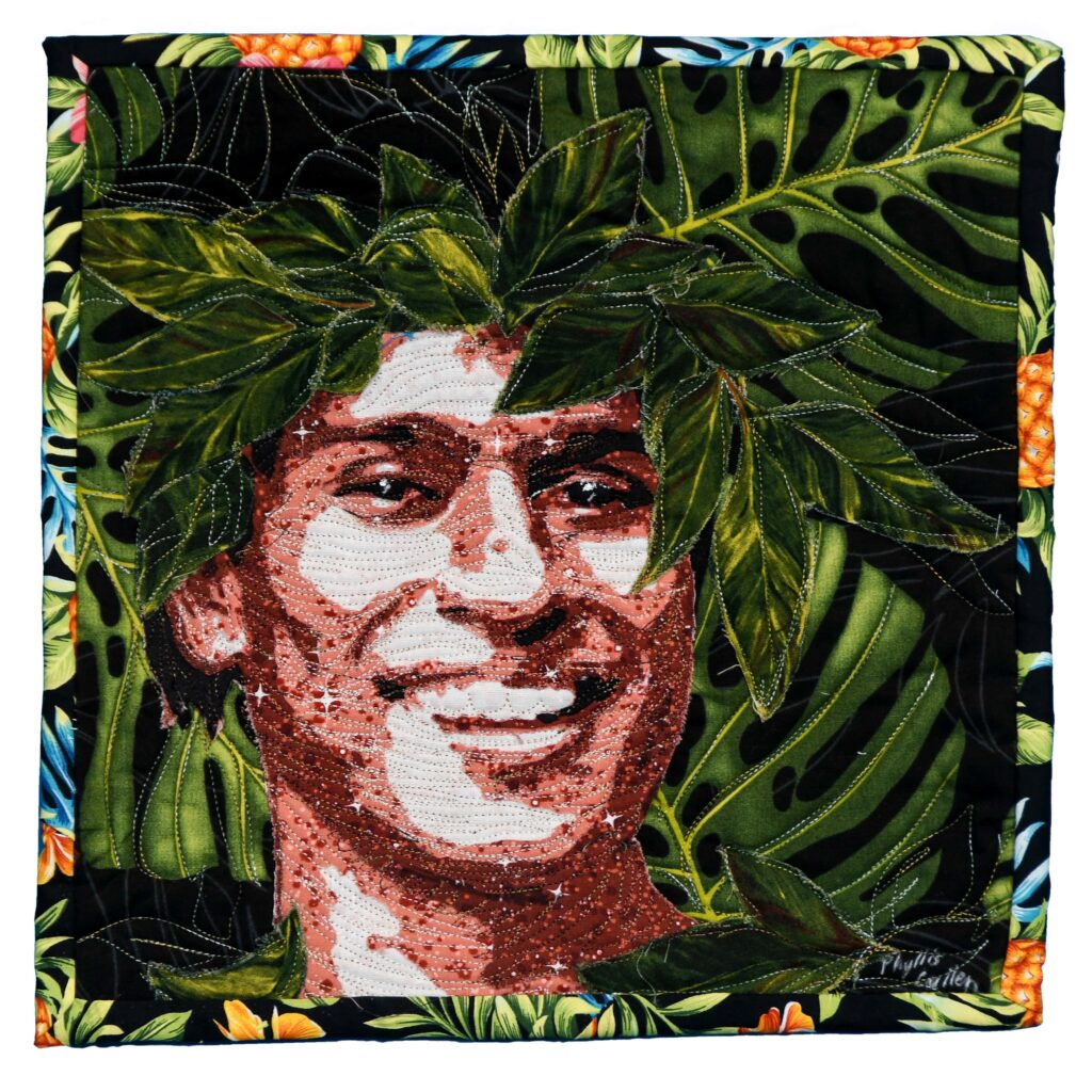 Hula Kane quilt